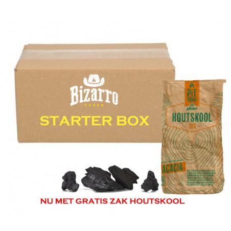 De enige echte Bizarro Starter Box