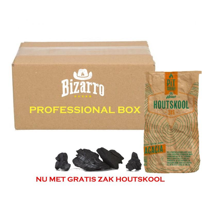 De enige echte Bizarro Professional Box