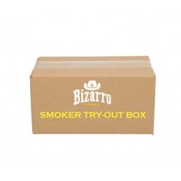 De enige echte Bizarro Smoker Try-out Box