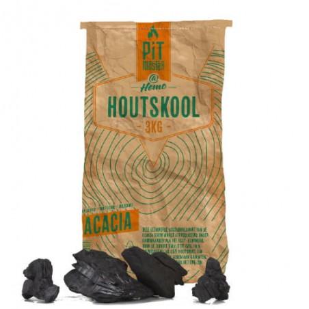 Acacia Houtskool 100% FSC
