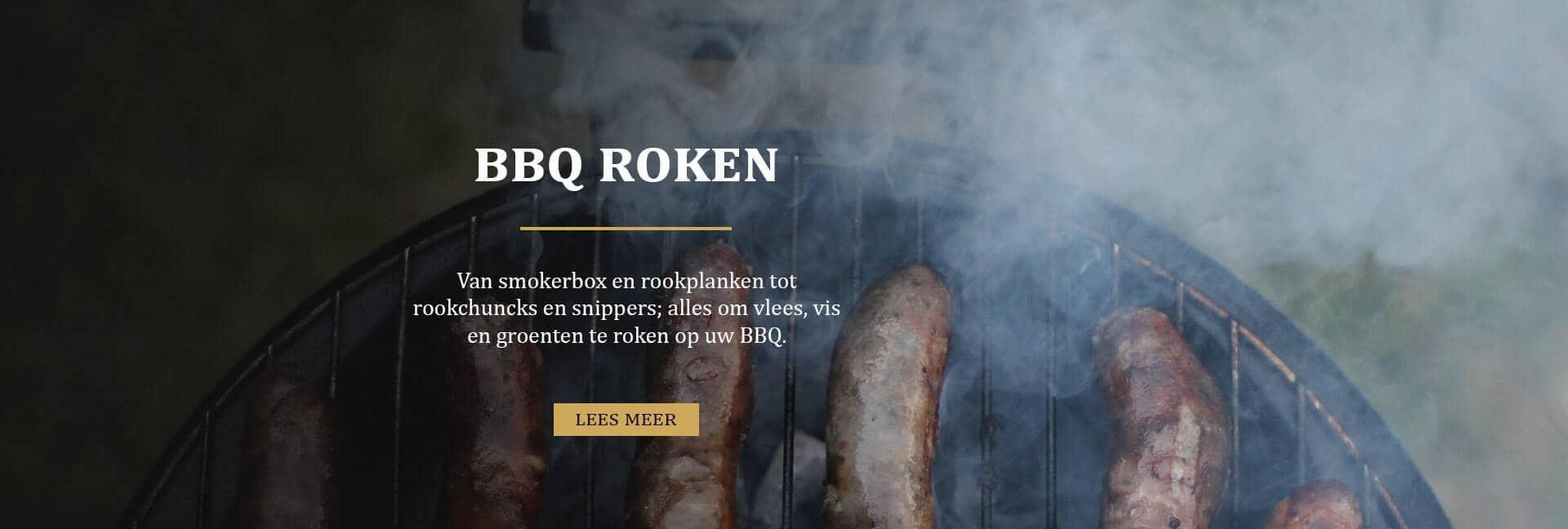 BBQ Roken